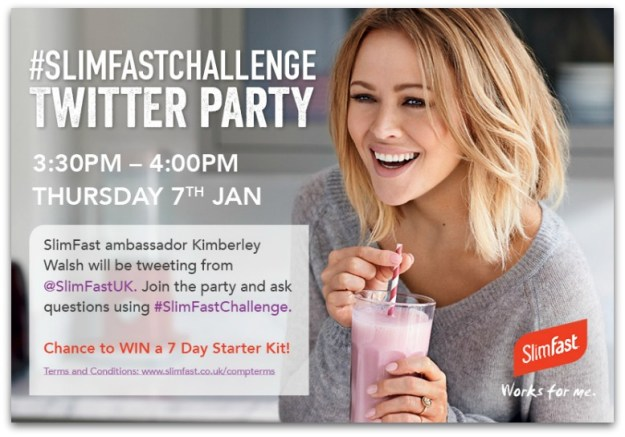 slimfast twitter party