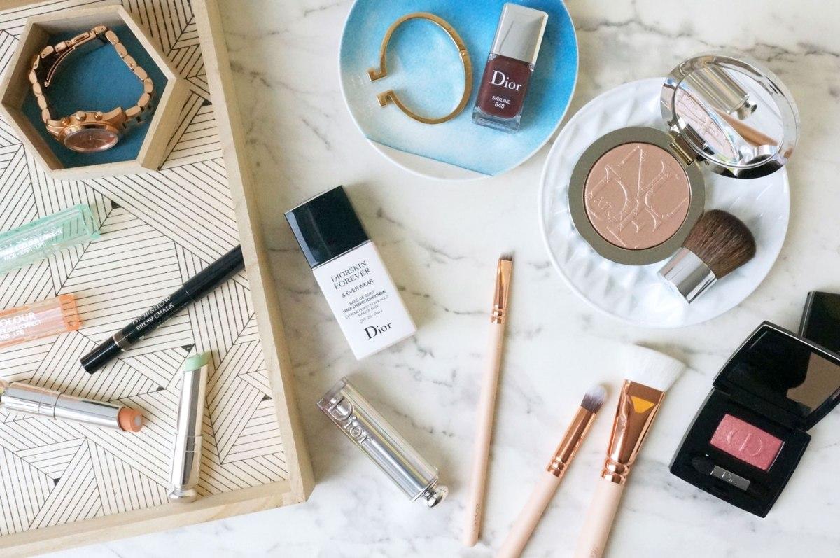 Dior Skyline AW16 Collection: Nude Air Luminizer, Colour Correctors, Brow Chalk & More!