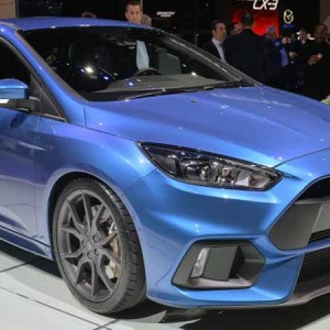 2016 Ford Focus RS Starts At $36,605