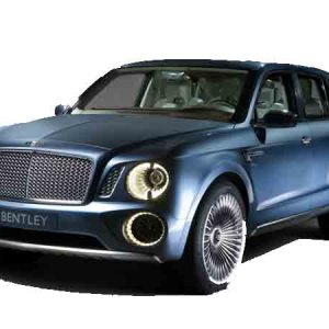 Bentley Bentayga SUV Deliveries To Begin Next Year