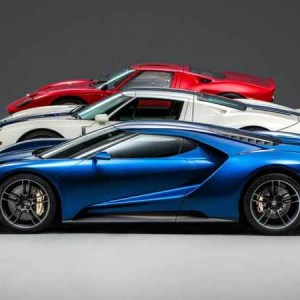 U.S. To Get Only 100 Ford GTs In 2016