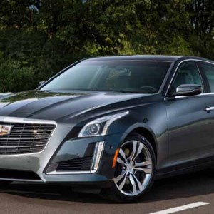 2016 Cadillac Comes with New 3.6 Liter V6 With Eight Speed Auto