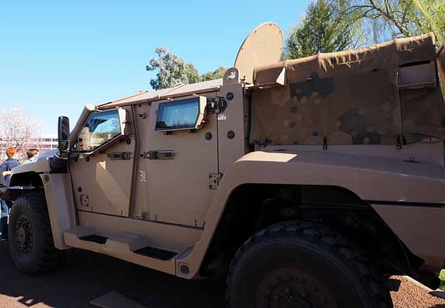 Australia Deals With France's Thales To Buy Hawkei Vehicles