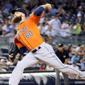 Dallas Keuchel, Houston Astros Shutout New York Yankees In ALDS