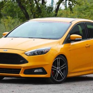 What The 2015 Ford Focus ST Updates Has To Offer?