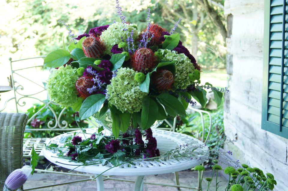Vibrant Fall Flowers for Weddings