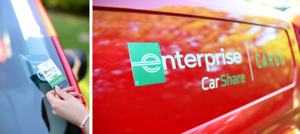 Enterprise CarShare - Great Car Share in Toronto
