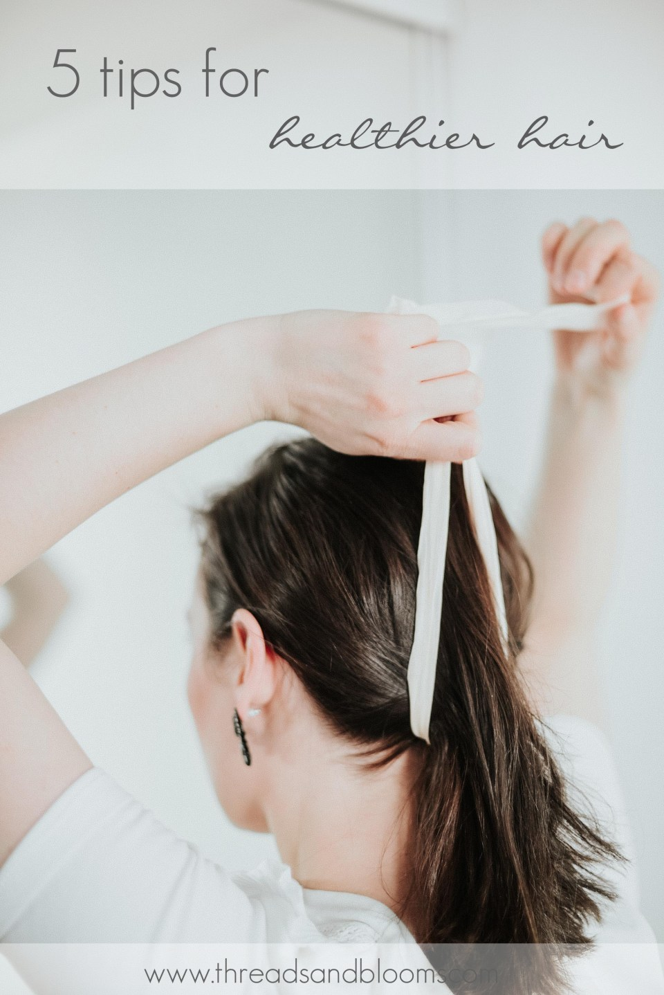 How to get healthier Hair
