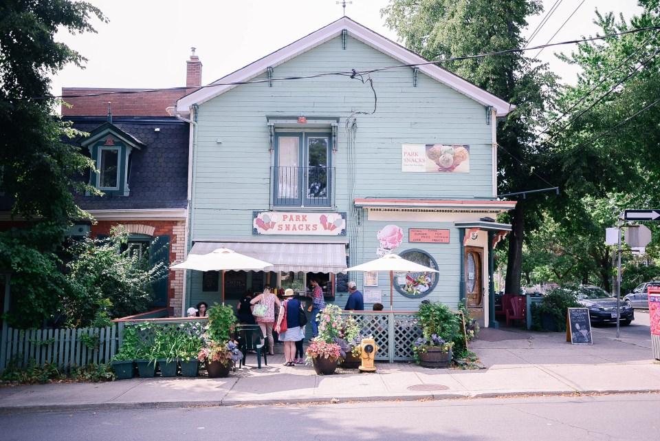 Riverdale Farm, Toronto