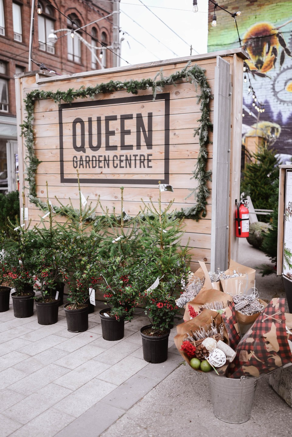 Queen Garden Centre Toronto - Christmas in the City