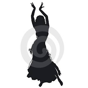 belly-dancer