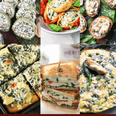 25+ Spinach Artichoke Recipes