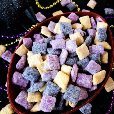 Baltimore Ravens Puppy Chow