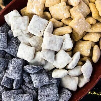 New Orleans Saints Puppy Chow
