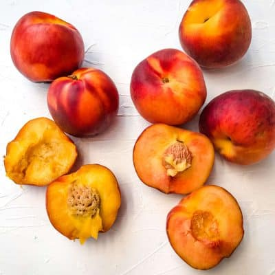 Difference Between Peach and Nectarine