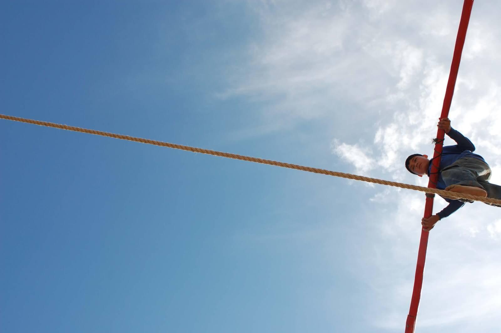 Cashflow Tightrope