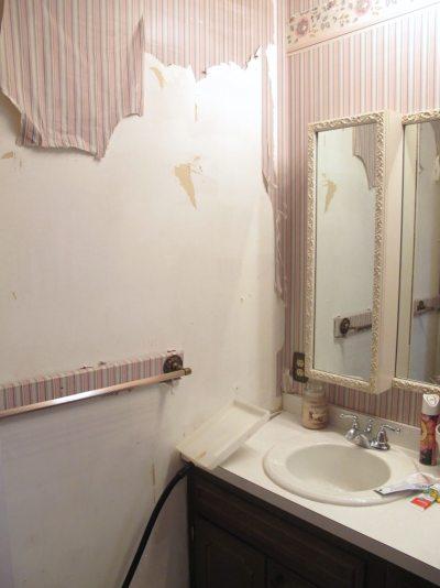 5 Tips for a Cheap DIY Bathroom - Thrift Diving Blog