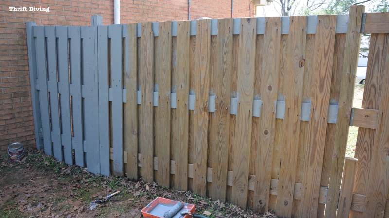 Large Of Fence Hanging Garden