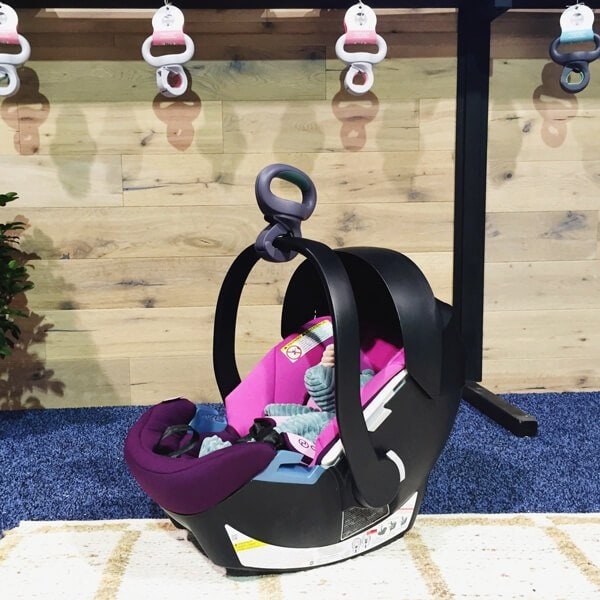 Lugbug Car Seat Handle