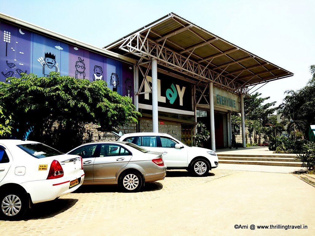 Play Arena, Bengaluru