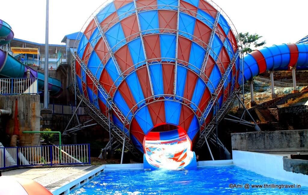 Swirl Whirl at Adlabs Aquamagica