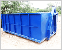 14 cubic yard dumpster available for rent
