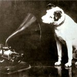 His Master's Voice Seems Destined to Go Mute