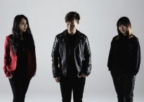 From left: EunYong Sim, Ilwoo Lee and Bomi Kim | Image courtesy of Bella Union | Photo credit: Chester Lee