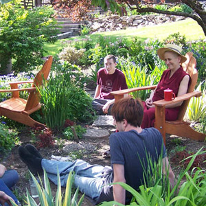 Young Adults Explore Buddhism