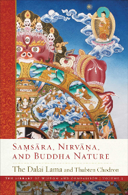 Cover of the book Samsara, Nirvana, and Buddha Nature