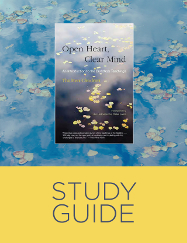 Cover of Open Heart Clear Mind Study Guide