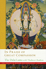 Book cover of In Praise of Great Compassion