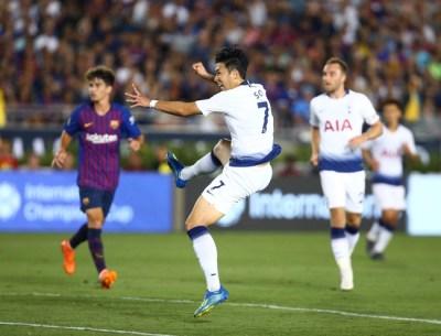 Inter Milan vs Tottenham - 9/18/18 UEFA Champions League Soccer Pick, Odds, and Prediction ...