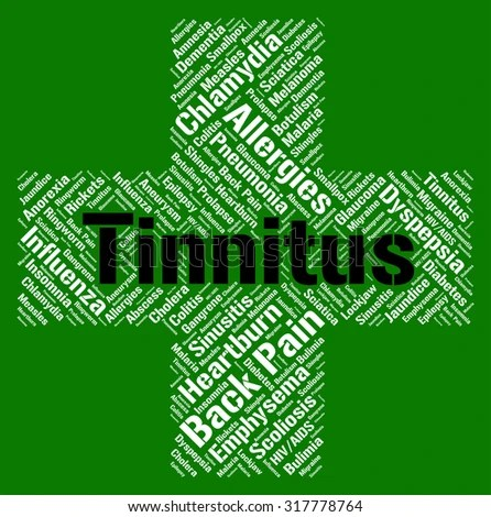 In other words, tinnitus is a perception of sound in the absence of an actual external sound 2