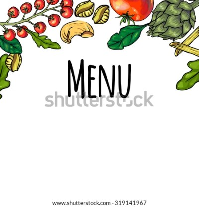 Food Border Stock Images, Royalty-Free Images & Vectors | Shutterstock
