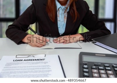 Close Male Hand Putting Signature Contract Stock Photo 548132107 - Shutterstock
