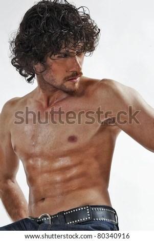 semi nude beach