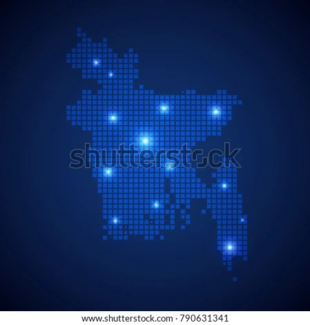 Bangladesh Map Page Symbol Your Web Stock Vector 790631341     Bangladesh map page symbol for your web site design Bangladesh map logo   app  UI