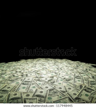 Money Background Dollars Usa Financial Concept Stock Photo 117948445 - Shutterstock