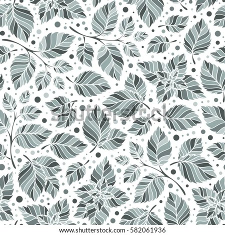 Beautiful Kitchen Wallpaper Texture Hand Drawn Vector Seamless Pattern Intended Decorating Ideas