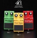 【ポイント10倍】【送料込】BOSS ボス BOX-40 Compact Pedal 40th Anniversary Box Set OD-1 PH-1 SP-1 限定復刻ボックス・セット【smt..