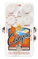 【送料無料】 Electro-Harmonix 《エレクトロ ハーモニックス》Canyon Delay & Loopers エフェクター(ディレイ ルーパー)