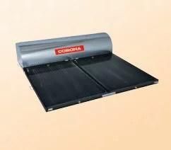 ###コロナ 太陽熱温水器【USH-23XH】2枚集熱板標準タイプ