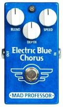 【レビューを書いて次回送料無料クーポンGET】Mad Professor New Electric Blue Chorus エフェクター [並行輸入品][直輸入品]【マッド..
