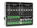Electro Harmonix ( エレクトロハーモニクス ) Bass MicroSynth【EH7951】 ◆ コンパクトエフェクター ベース用 シンセサイザー