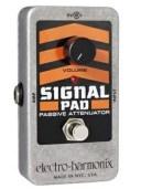 【正規品】electro-harmonix Signal Pad 新品 パッシブアテネーター[エレクトロハーモニクス][シグナルパッド][Passive Attenuator]