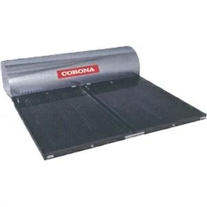 送料無料 コロナ 太陽熱温水器 USH-23X 2枚コレクター 標準タイプ 貯湯タンクステンレス製外装