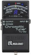 "BOSS TU-3W(J) ""MADE IN JAPAN"" [Chromatic Tuner 技 Waza Craft Series Special Edition] 【期間限定★送料無料】 【ikbp5】 【IKEBE×B.."