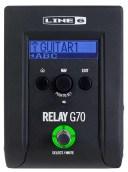 "LINE6 Relay G70 [Wireless System] 【ikbp5】 【Line6特製""トランスミッターホルダー""プレゼント!】"