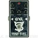 ENGL Straight To Hell Distortion [VS-10]《エフェクター/ディストーション》【送料無料】【次回入荷分ご予約受付中】